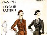 Vogue 7165 A