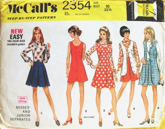 McCall's 2354
