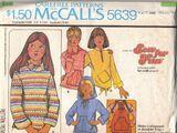 McCall's 5639 A