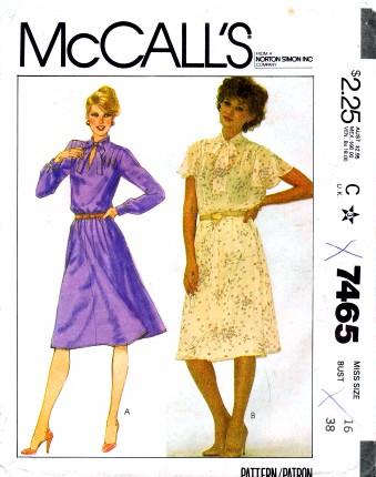McCall's 7465