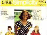 Simplicity 5466