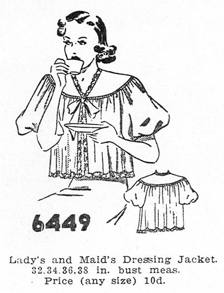 Madame Weigel's 6449