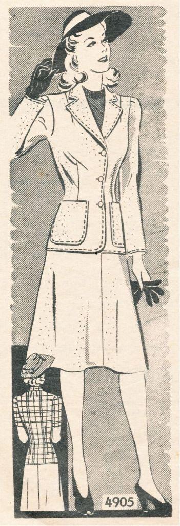 Anne Adams 4905