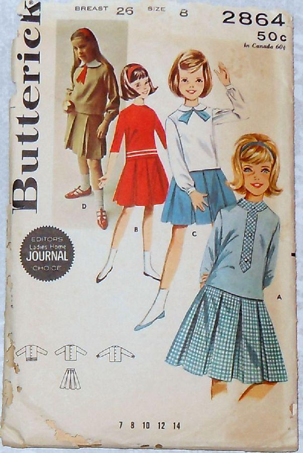 Butterick 2864