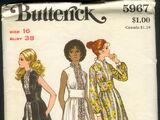 Butterick 5967