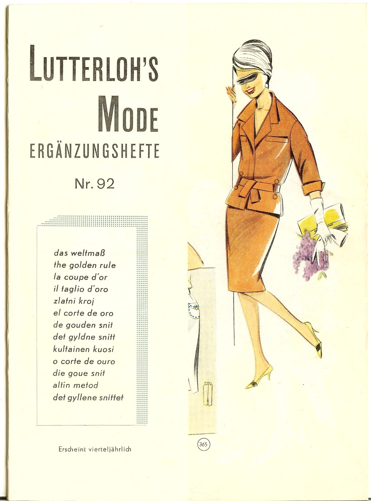 Lutterloh Supplement 92