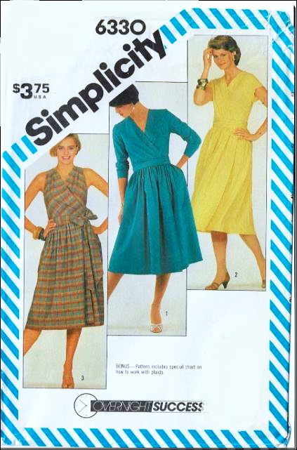 Simplicity 6330 B
