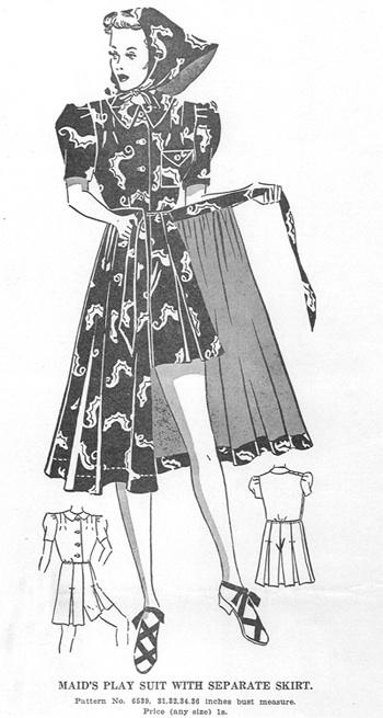 Madame Weigel's 6539
