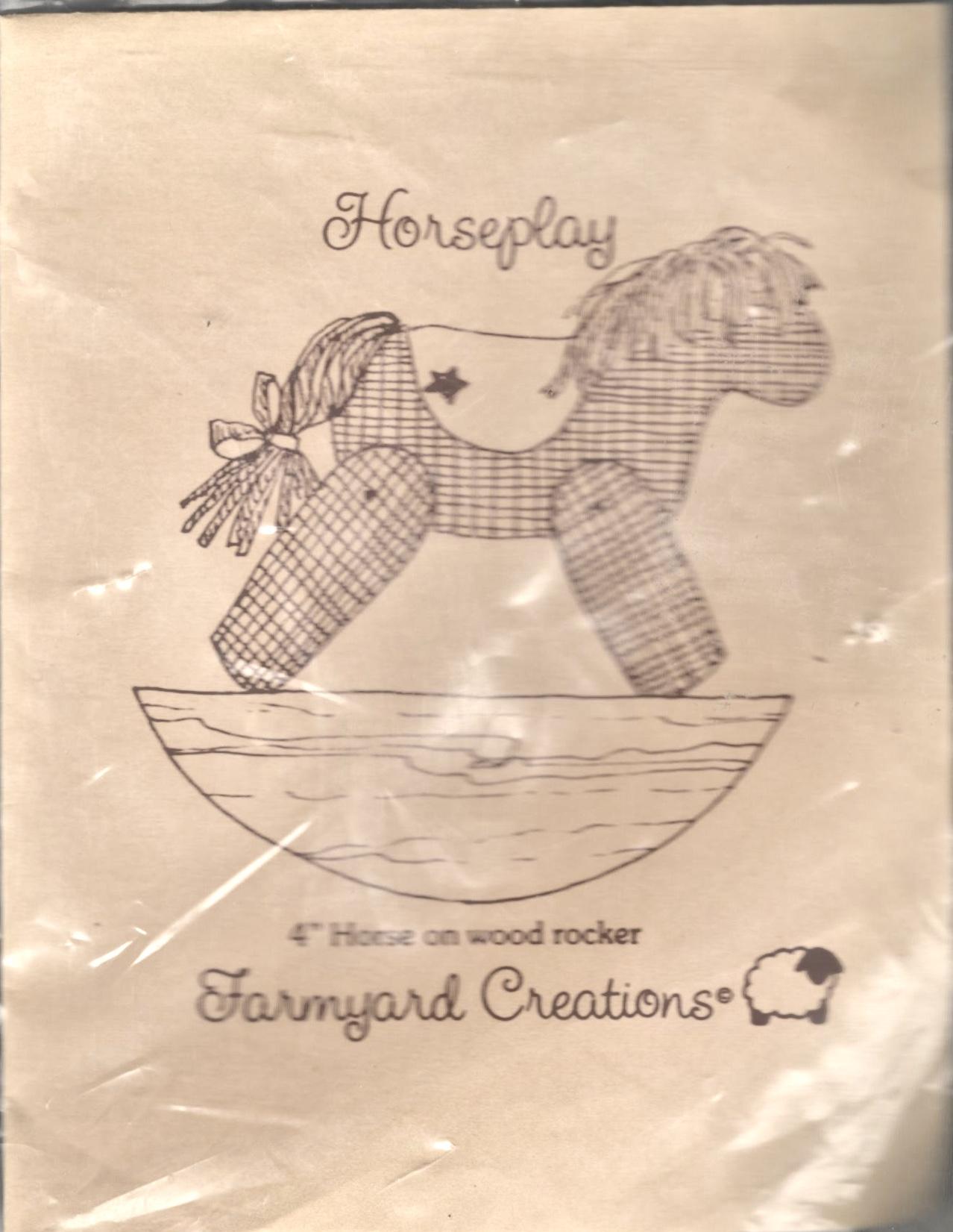 Farmyard Creations Horseplay