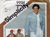 Simplicity 9924 A