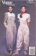 Vogue 8014 jumpsuit pattern