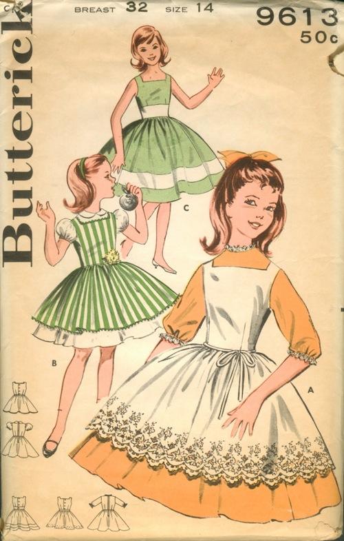 Butterick 9613