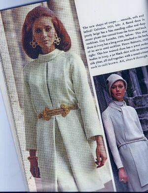 Vogue International Spring 1970