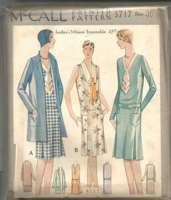 McCall 5717