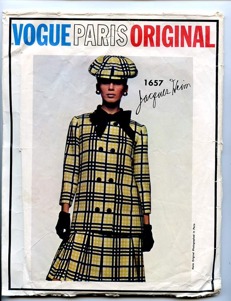 Vogue 1657 A