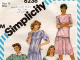 Simplicity 6236 B