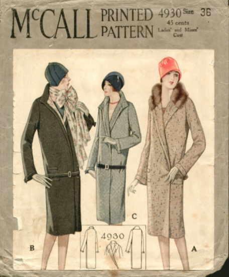 McCall 4930
