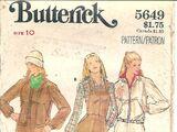 Butterick 5649