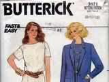 Butterick 3171