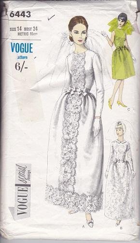Vogue 6443 A