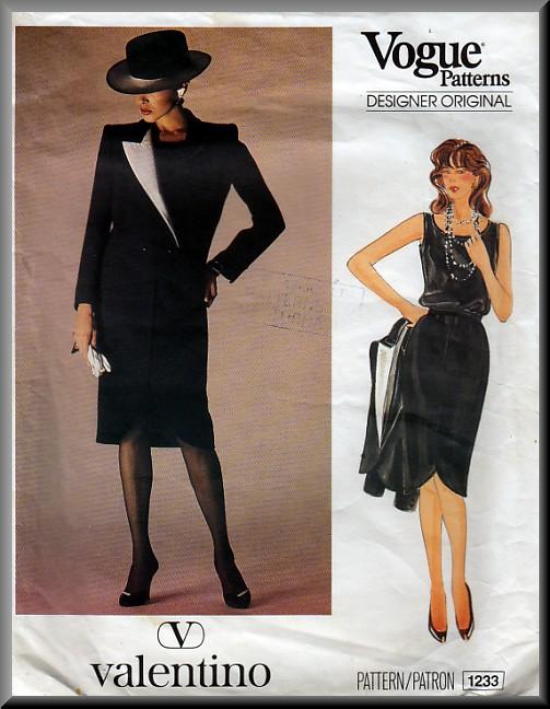 Vogue 1233 A