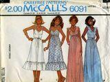 McCall's 6091