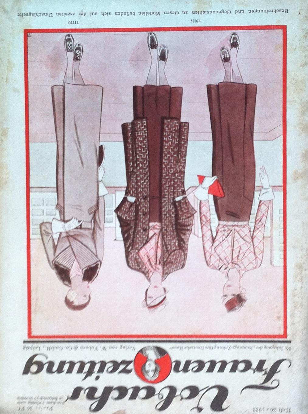 Vobachs Frauenzeitung No. 36 Vol. 36 1933