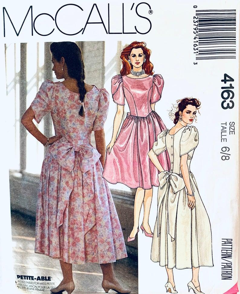 McCall's 4163 B