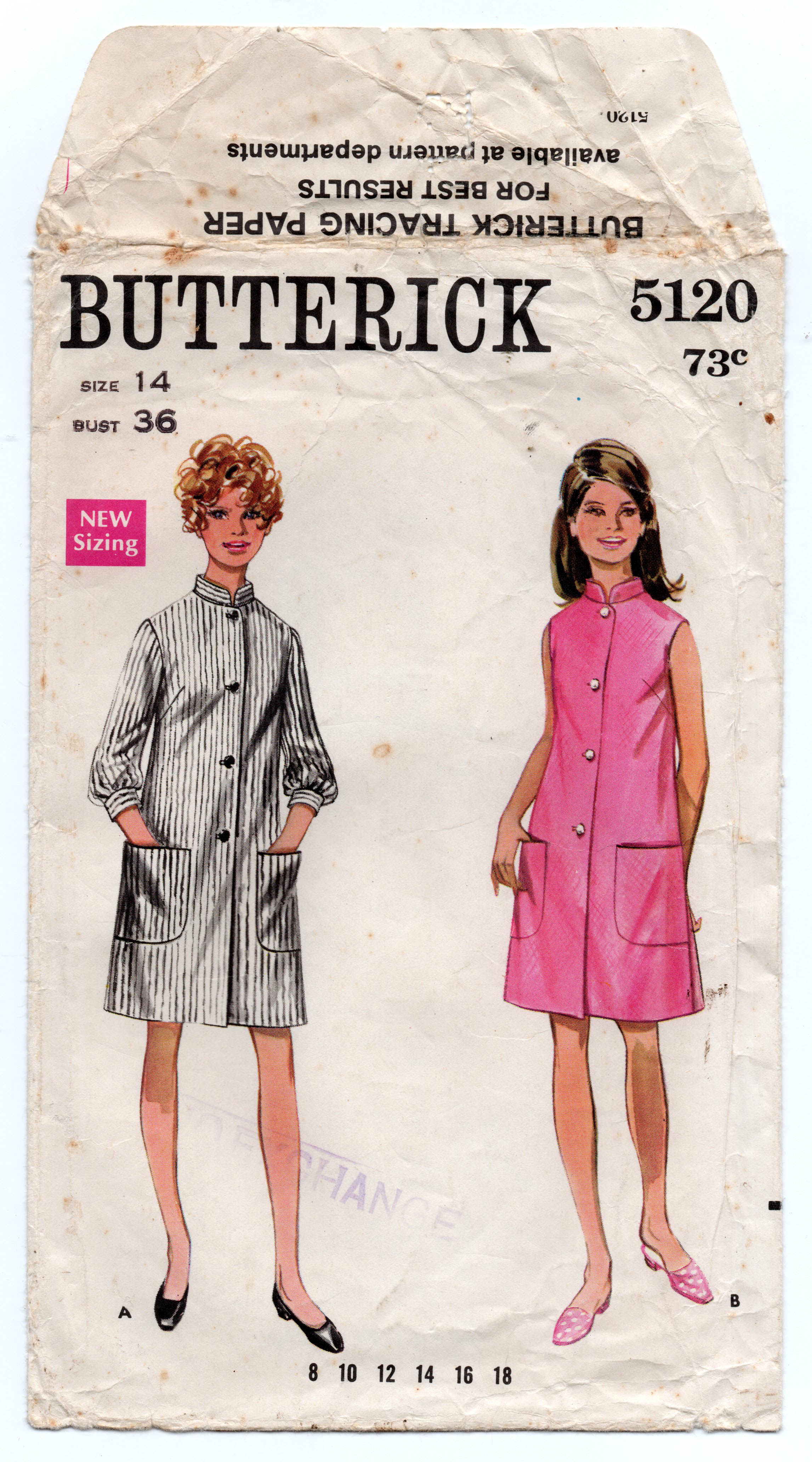 Butterick 5120 C