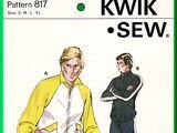Kwik Sew 817