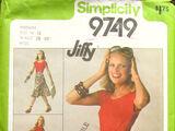 Simplicity 9749