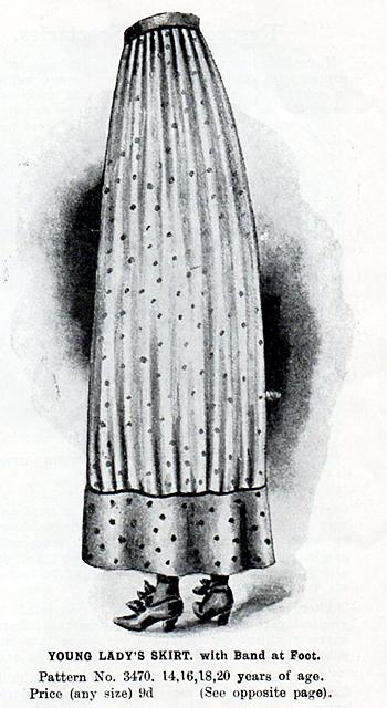 Madame Weigel's 3470