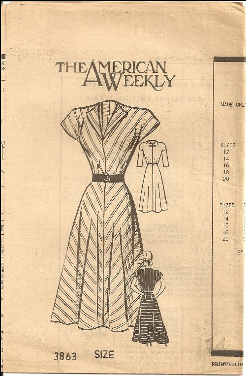 American Weekly 3863