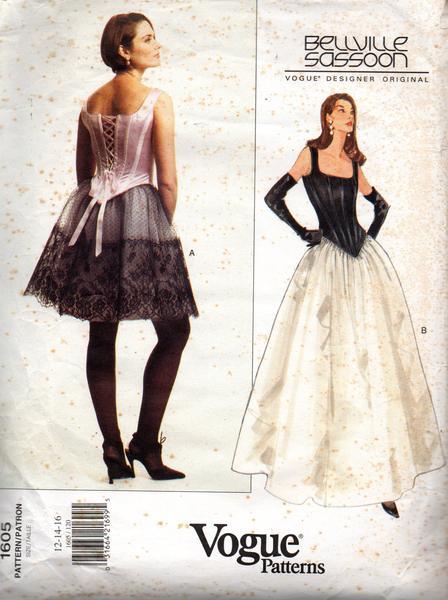 Vogue 1605 A