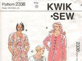 Kwik Sew 2338