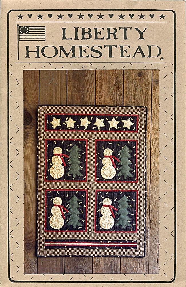 Liberty Homestead The Snowmen