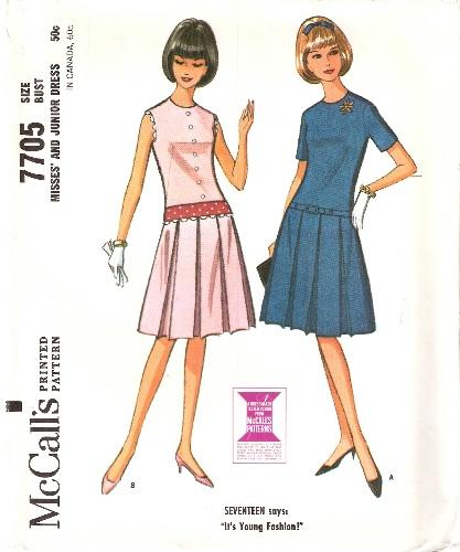 McCall's 7705