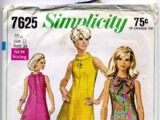 Simplicity 7625 A