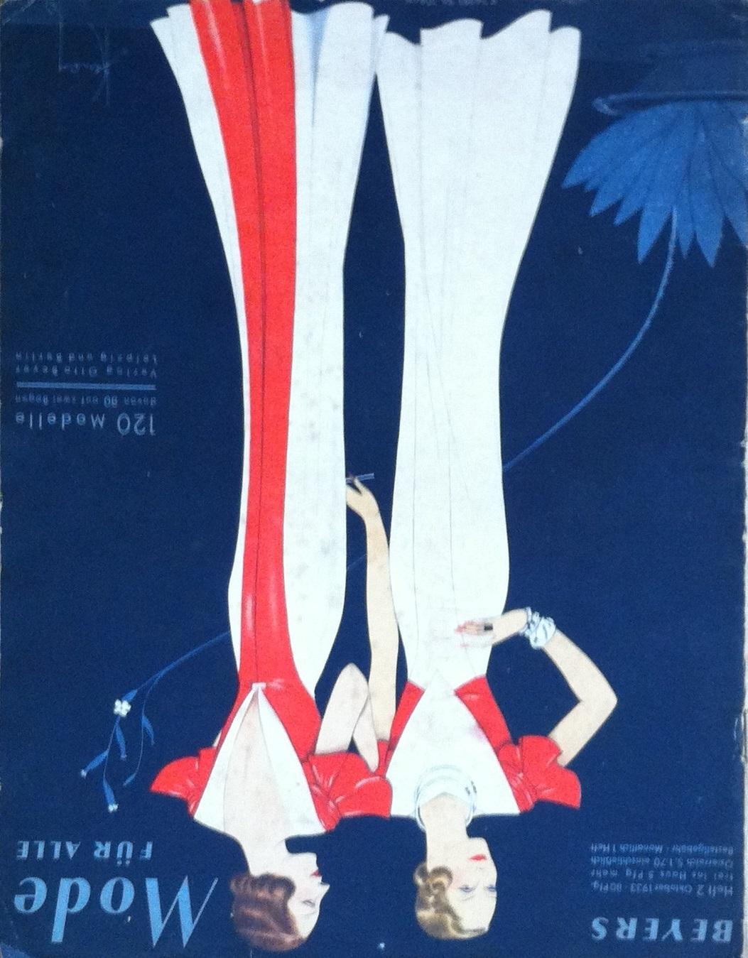 Beyers Mode für Alle No. 2 1933
