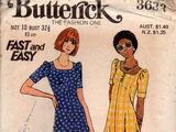 Butterick 3633 B