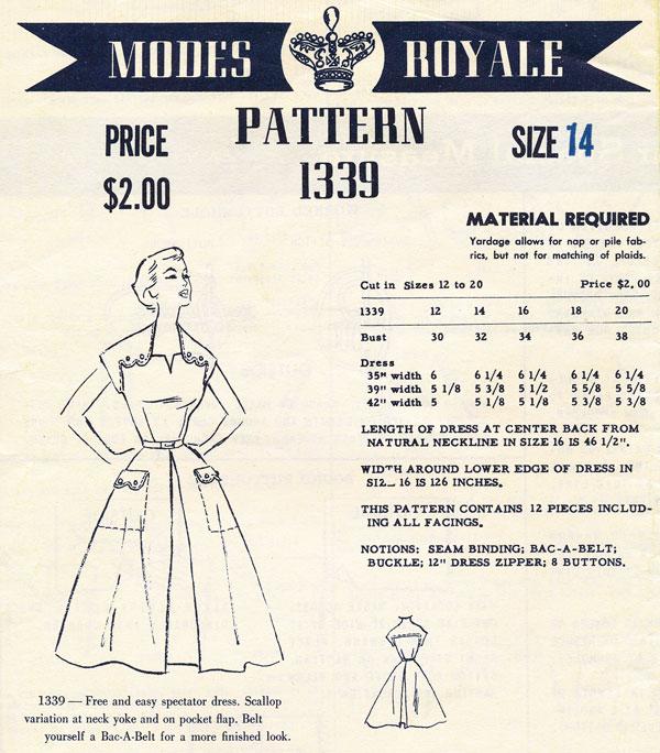 Modes Royale 1339