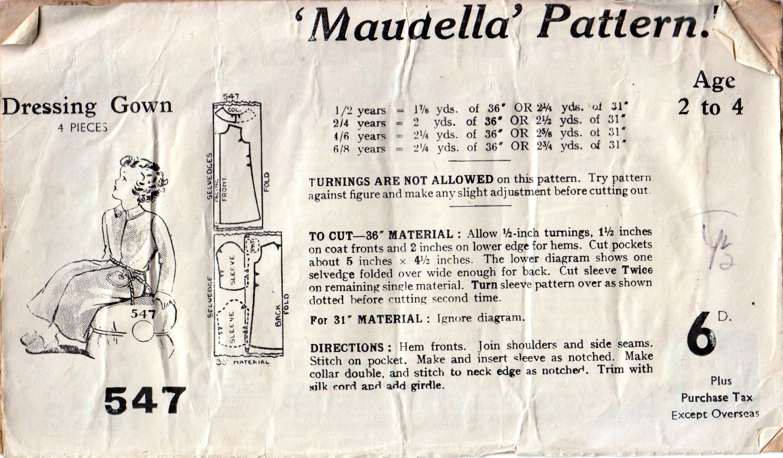 Maudella 547