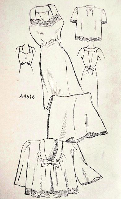 Anne Adams A4616