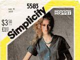 Simplicity 5583 B