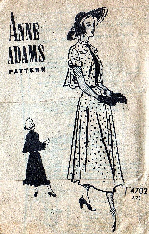 Anne Adams T4702