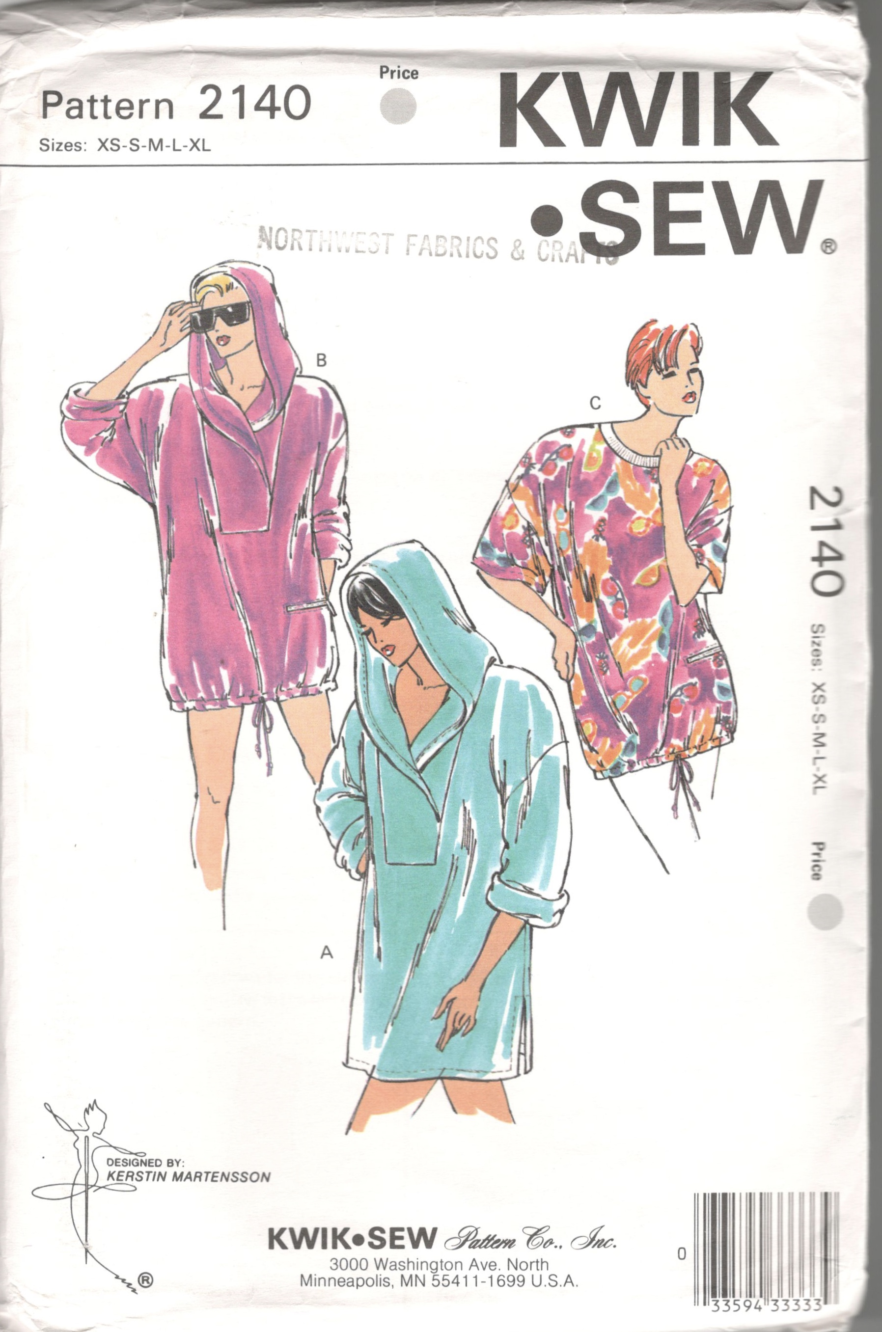 Kwik Sew 2140