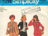 Simplicity 7214