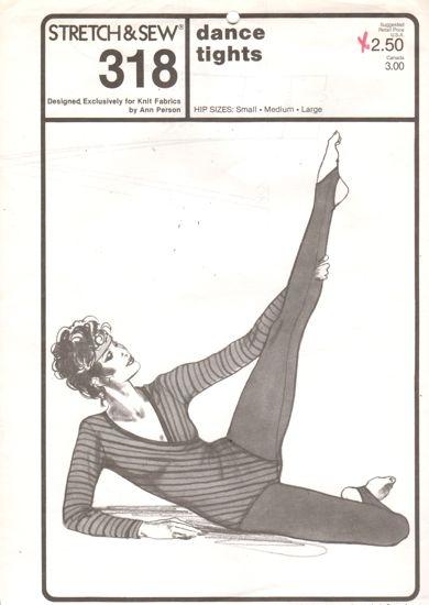 Stretch & Sew 318