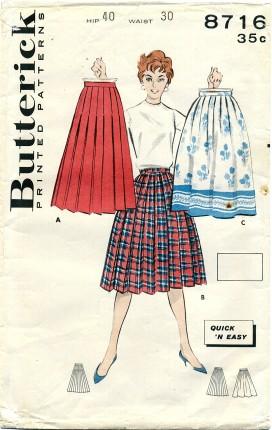 Butterick 8716