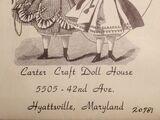 Carter Craft Doll House 18